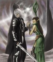 sorin+nissa by ElZeviour