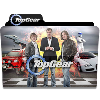 Top Gear Folder Icon by CHARGERLEVANI
