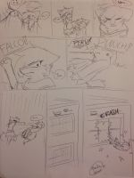 FALCO! PUNCH!!! by maeven3