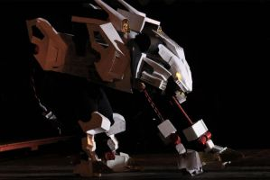 My Liger Cosplay - Zoids [Failed] by Meicker