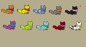 Kitty Adopts-FREE by superstel