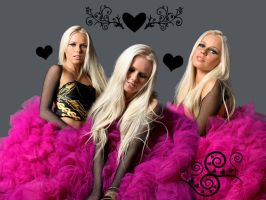 Kerli Fashion Wallpaper by micky14
