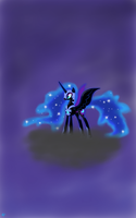 Nightmare Moon by spier17