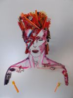 David Bowie by NadienSka