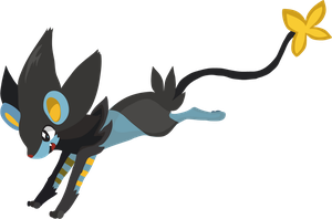 quick luxray vector by Vullo