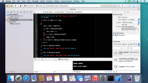 Xcode6 Beta4 by alphahorn