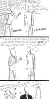 Why Slenderman Wears a Suit by Delihahal
