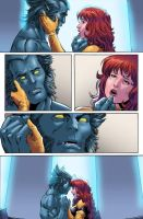 X-men Forever 23 1 by greasystreet