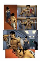 Snake Eyes Storm Shadow 15 page 7 by spidermanfan2099