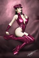 Pink Lady by HiTechArtist