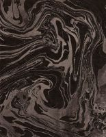 Black Silver Handmade Paper XL by Enchantedgal-Stock