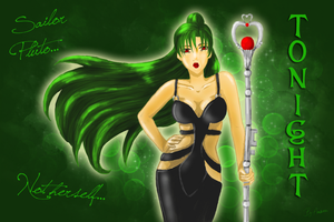 Sailor Pluto - Not herself... by Vivid-K
