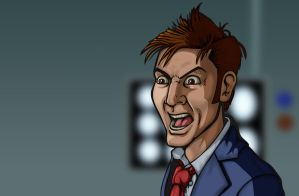 The Tenth Doctor by IMForeman