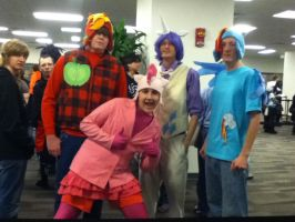 Ohayocon 2012: Bronies by BigAl2k6