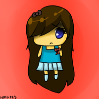 My old OC Drawing by RoflAndrea