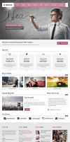 Home Page 2 - DreamLife Responsive HTML Template by DFLPortfolio