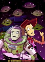 Toy Story by DatBoiDrew