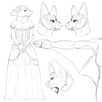 Design Trade Sketches by Late-Night-Cannibals