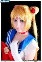 sailor moon cosplay by sanchanclau