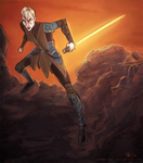 Ventress by sevenluck