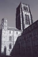 Durham Cathedral 2 by ForcedReaction
