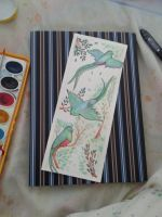 Quetzal Bookmark by 0Glay0
