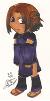 OOC Copic Thao Chibi by chiyokins