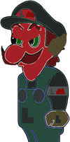 Level two WeeGee by MrL345