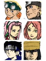 Team 7- Now and Then by hinauzu