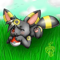 Umbreon:gift: by ShushiKitty