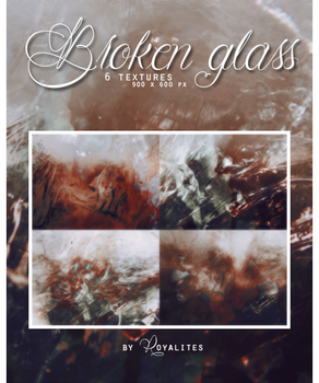 broken glass: texture pack by Royalites
