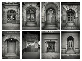Street Doors by carlzon
