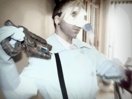 Blu Medic Cosplay PREVIEW by Feicoon