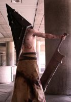 My Pyramid Head cosplay 8 by Crimson-Fatalis