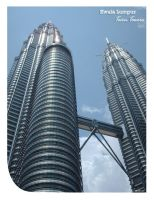 Petronas Towers by zedstef