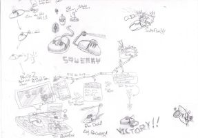 Squeaky Boss Concept by Orima-Kazooie
