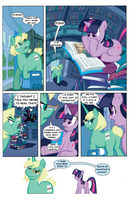 The Mystery of the Fattening Eclair Pg 14 by elnachato