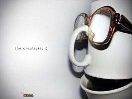 creativity. by tarikkeskin