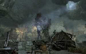 Forsworn Cave by ProfessorPwnage