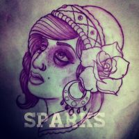 Gypsy by InkSlave84