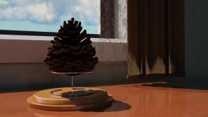 Just a Pine Cone really. by andywakefield