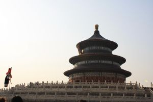Temple of Heaven by queverde