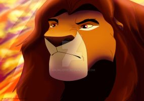 The Lion King by Anjali2010