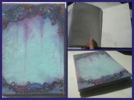 I maked a book. by nikkittie