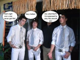 the jonas brothers r hot by awkwardjoe