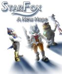 Starfox a new hope by AIBryce
