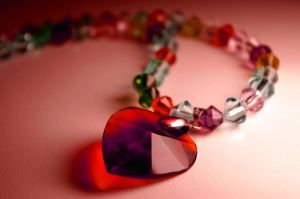 Heart in a Glow by ilcsab