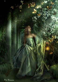 Once Upon a Moonbeam by patriciabrennan