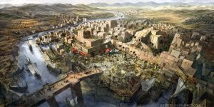 Ancient Mesopotamia by jbrown67