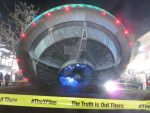 The X Files Revival Giant UFO by ShipperTrish